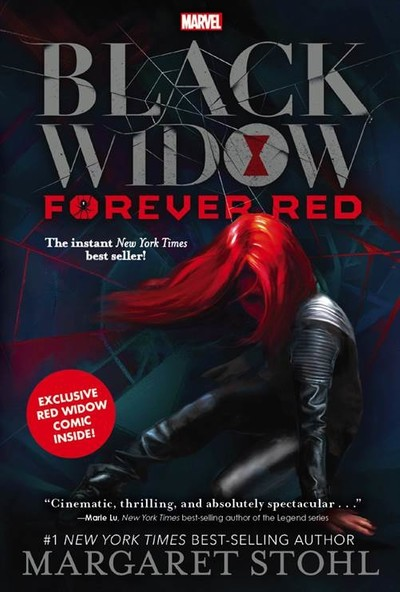 Black Widow Forever Red - Margaret Stohl