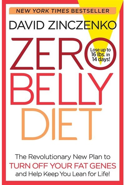 Zero Belly Diet - David Zinczenko