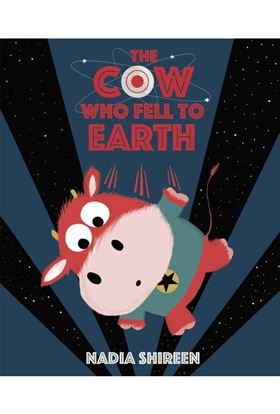 The Cow Who Fell to the Earth - Nadia Shireen