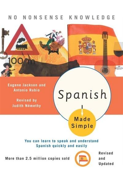 Spanish Made Simple - J. Nemethy
