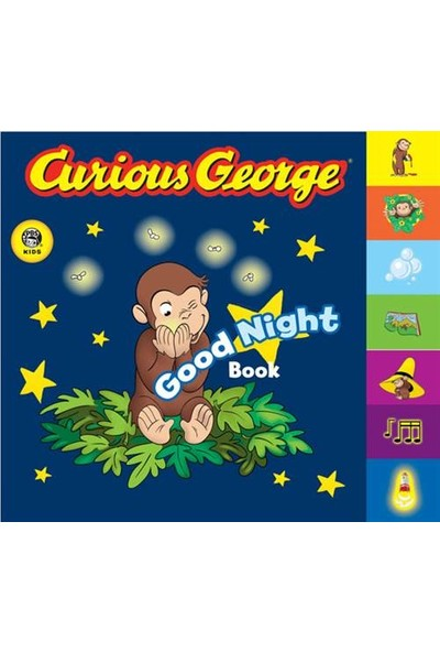 Curious George Good Night Book - Margret Rey, H. A. Rey