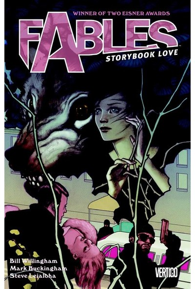 Fables 3: Storybook Love - Bill Willingham