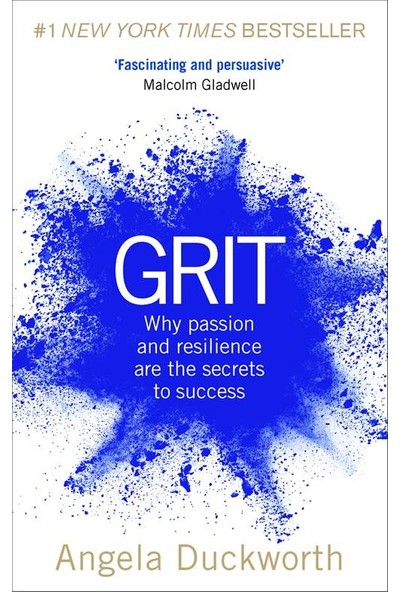 Grit: Why Passion and Resilience are the Secrets to Success - Angela Duckworth