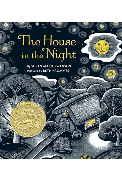 The House in the Night - Susan Marie Swanson