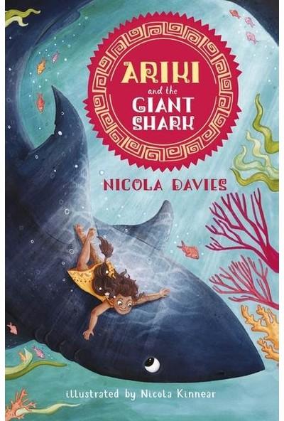 Ariki And The Giant Shark - Nicola Davies