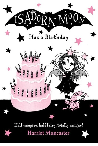 Isadora Moon Has A Birthday - Harriet Muncaster