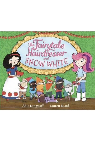 The Fairytale Hairdresser and Snow White - Abie Longstaff