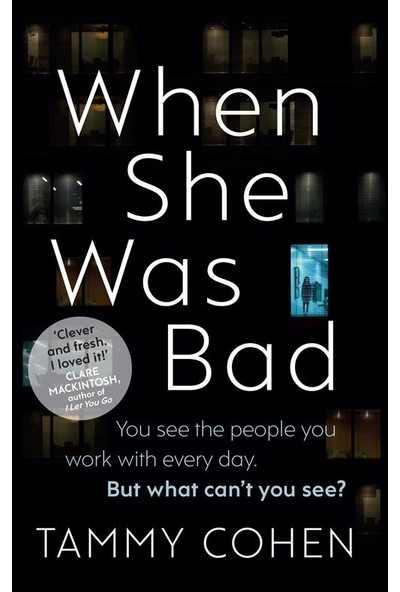 When She Was Bad - Tammy Cohen