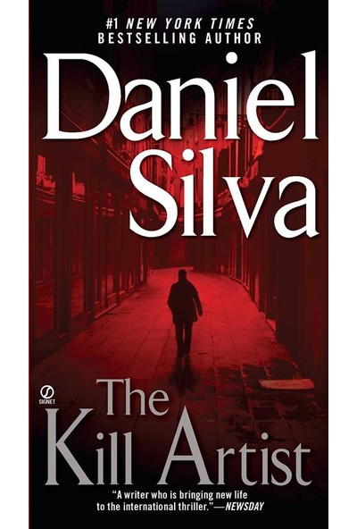 The Kill Artist (Gabriel Allon 1) - Daniel Silva