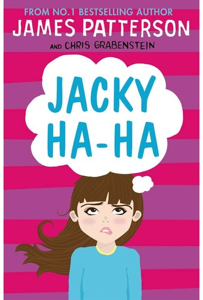 Jacky Ha Ha - James Patterson