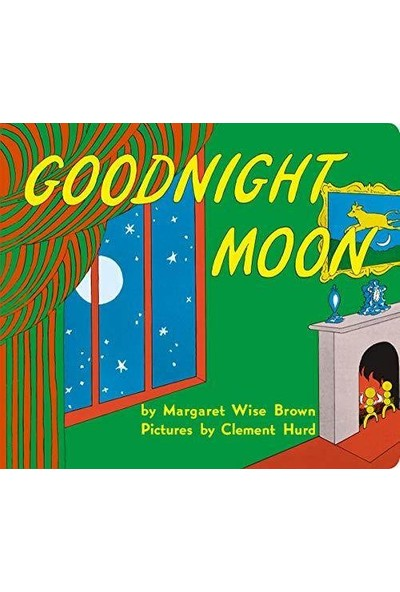 Goodnight Moon (Board Book) - Margaret Wise Brown