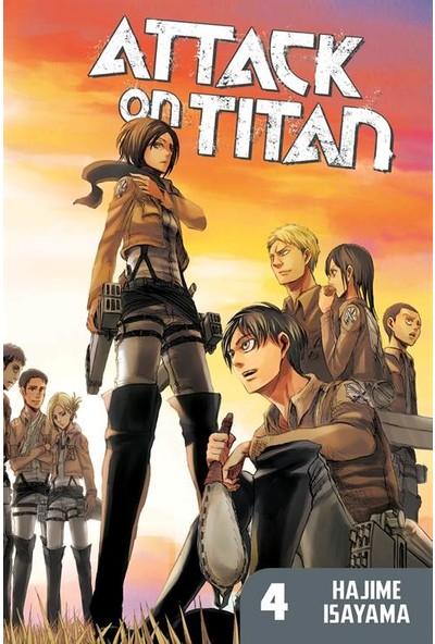 Attack on Titan 4 - Hajime Isayama