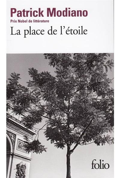 La Place de l'étoile - Patrick Modiano