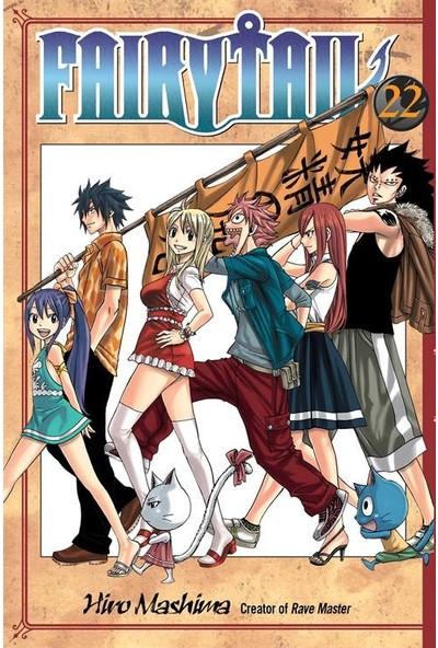 Fairy Tail 22 - Hiro Mashima