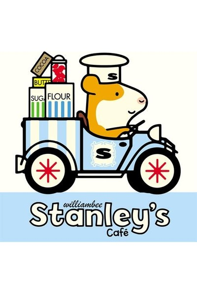 Stanley's Cafe - William Bee