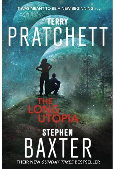 The Long Utopia (The Long Earth 4) - Terry Pratchett