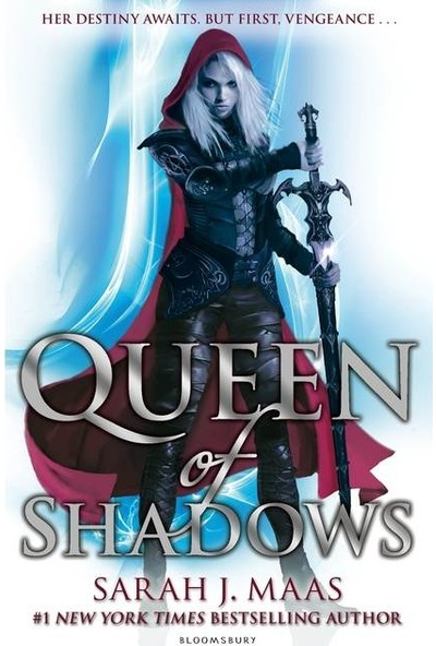 Queen of Shadows (Throne of Glass 4) - Sarah J. Maas