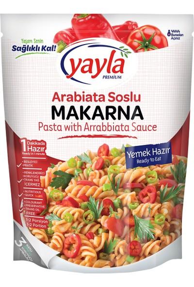 Yayla Arabiata Soslu Makarna 250 gr