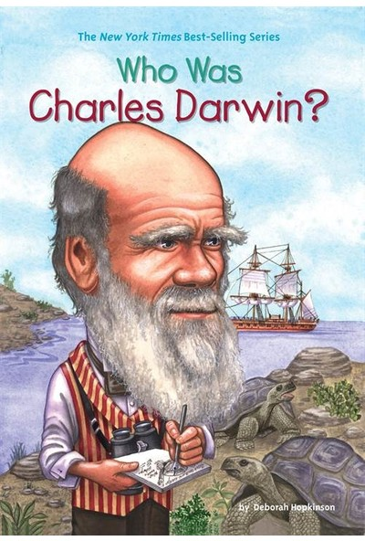 Who Was Charles Darwin? - Deborah Hopkinson