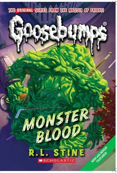Goosebumps 3: Monster Blood - R. L. Stine
