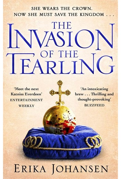 The Invaison Of The Tearling (Tearling 2/3) - Erika Johansen