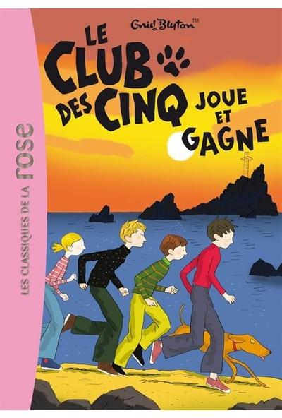 Le Club Des Cinq joue et gagne (tome 13) - Enid Blyton