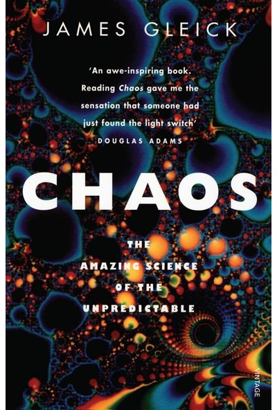 Chaos: Making a New Science - James Gleick
