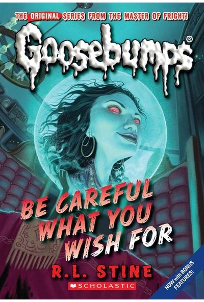 Goosebumps 7: Be Careful What You Wish For - R.L. Stine