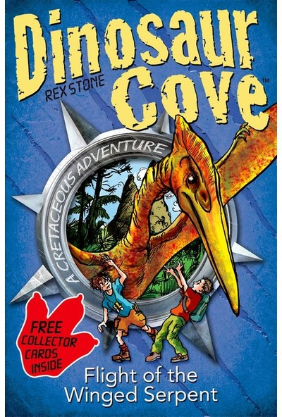 Dinosaur Cove Cretaceous: Flight of the Winged Serpent - Rex Stone