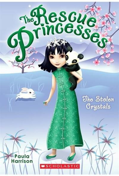 Rescue Princesses 4: The Stolen Crystals - Paula Harrison