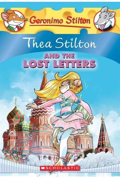 Thea Stilton and the Lost Letters - Thea Stilton