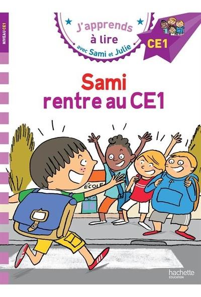 Sami Rentre Au CE1 (Sami Et Julie) - Therese Bonte