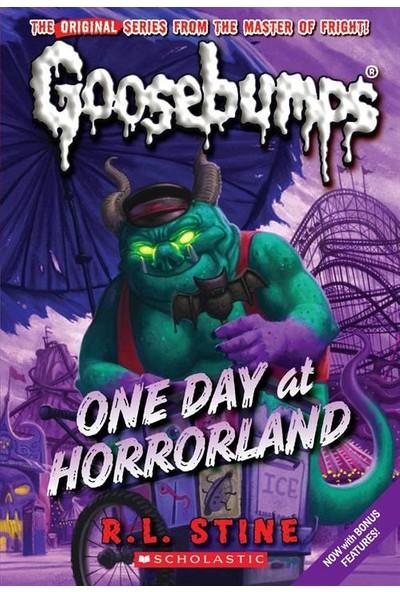 Goosebumps 5: One Day at Horrorland - R.L. Stine