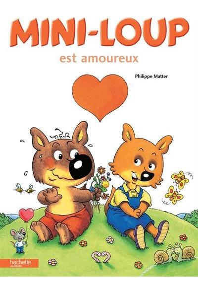 Mini-Loup est amoureux - Philippe Matter