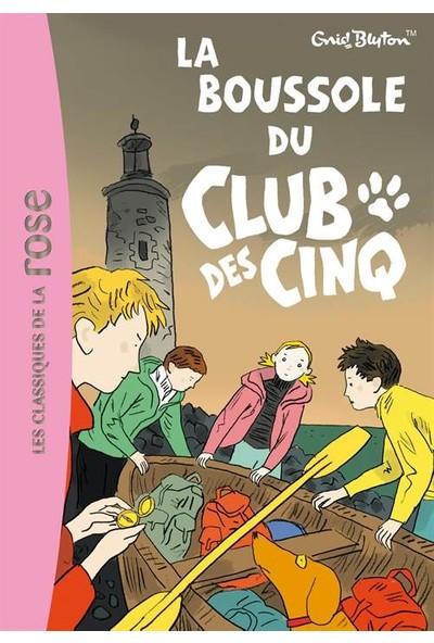 La boussole du Club Des Cinq (tome 19) - Enid Blyton