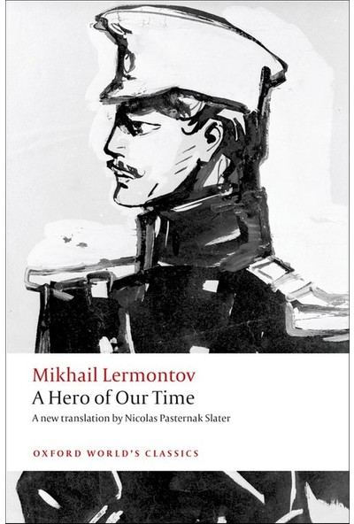 A Hero Of Our Time - Lermontov M.