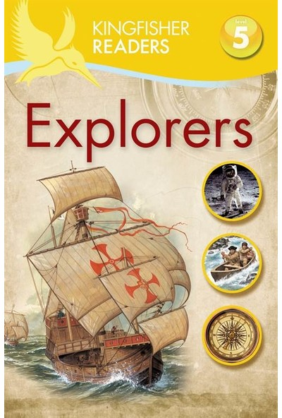 Kingfisher Readers: Explorers - Chris Oxlade