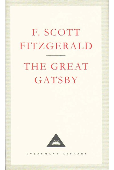 The Great Gatsby (hardcover) - Scott Fitzgerald