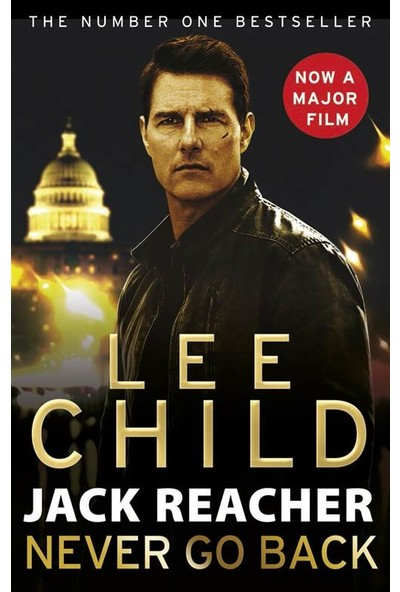 Never Go Back (movie tie-in) - Lee Child