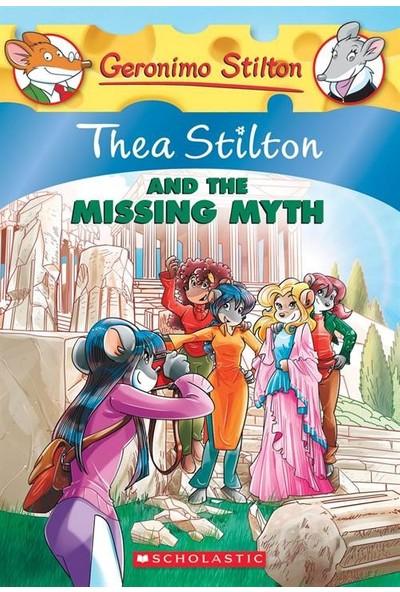 Thea Stilton and the Missing Myth - Thea Stilton