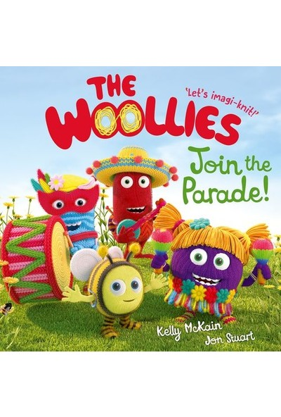 The Woolies Join The Parade - Kelly McKain