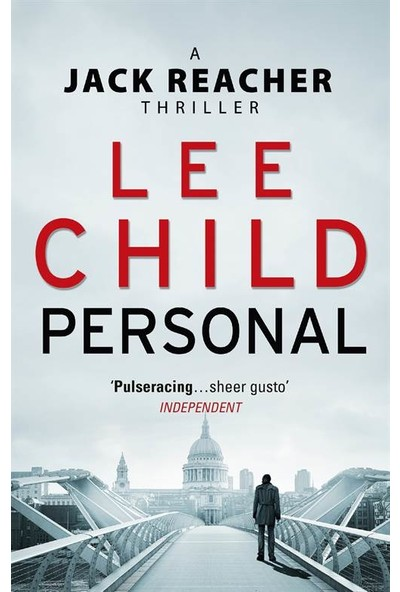 Personal (Jack Reacher 19) - Lee Child