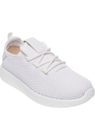 Vicco 346.19Y.230 Bebe Işıklı Phylon Beyaz Çocuk Spor Ayakkabı