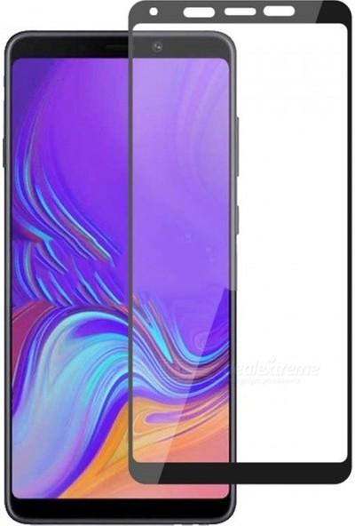 Engo Samsung Galaxy A9 2018 Ekran Koruyucu (SM-A920F) 5D Cam Yeni Nesil Tam Kaplama