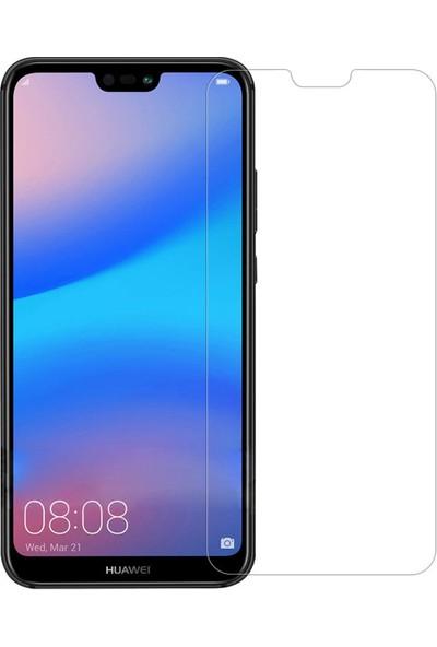 Engo Huawei P20 Pro Nano Flexible Esnek 9H Temperli Ekran Koruyucu Cam