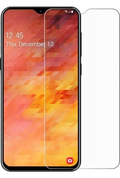 Engo Samsung Galaxy M10 Nano Flexible Esnek 9H Temperli Ekran Koruyucu Cam