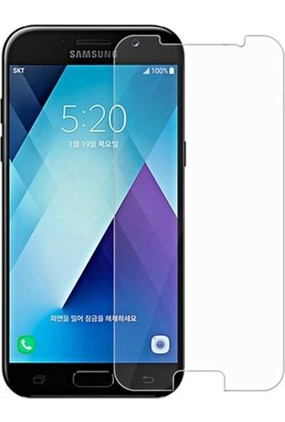 Engo Samsung Galaxy A5 2017 Nano Flexible Esnek 9H Temperli Ekran Koruyucu Cam
