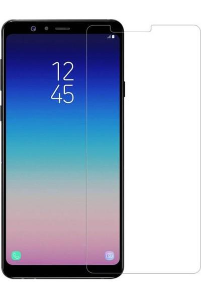 Engo Samsung Galaxy J6 Plus Nano Flexible Esnek 9H Temperli Ekran Koruyucu Cam