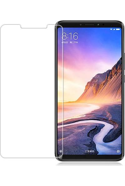 Engo Xiaomi Mi Max 3 Nano Flexible Esnek 9H Temperli Ekran Koruyucu Cam