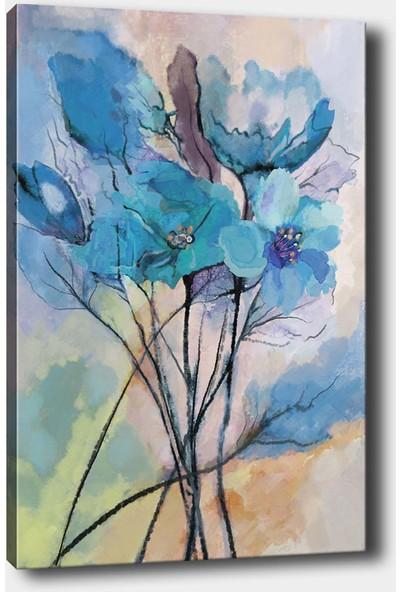 Tablo Center Çiçek Kanvas Tablo 30 x 40 cm